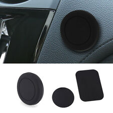 Universal Car Magnet Magnetic Sticky Holder Mount Stand Black For Smartphone US