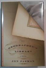 """John Fasman """"The Geographer's Library""""  1st/1st F/F Signed"""