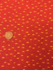Classic Folk Art 1170 Red Fabri-quilt 100% Cotton Quilting fabric Spots