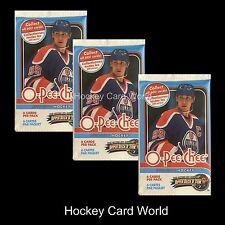 (HCW) 2009-10 Upper Deck O-Pee-Chee Hockey Pack x3 Lot - Tavares, Karlsson ++