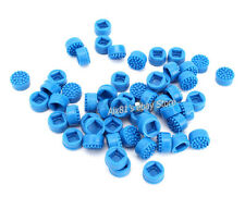 10pcs Rubber Mouse Pointer TrackPoint Blue Cap for HP Dell Toshiba Laptop Nipple