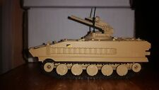 Solido French AMX 10-P Tan Infantry Fighting Vehicle, # 254, 1:50 Die-cast-Mint
