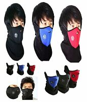 Motor Cycle Bike Mask Bicycle Ski Snowboard Neck Warm Half Face BMX Cycling