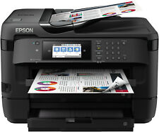 Impresora Epson Multifuncion Workforce Wf-7720dtwf