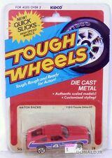 Vintage Kidco Tough Wheels 1978-81 Toyota Celica ST Hatchback Red MOC 1/64 Scale