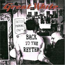 Great White - Back to the Rhythm [New CD]