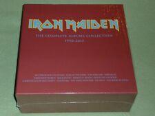 IRON MAIDEN The Complete Albums Collection 1990-2015 28 LP's VINYL BOX 13 ALBUMS