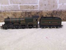 HORNBY SUDELEY CASTLE 7025 GREAT WESTERN OO GAUGE GOOD CONDITION