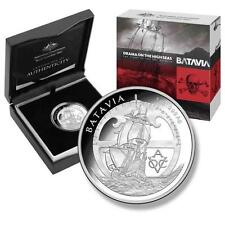 2015 Drama On The High Seas - Batavia   $5 Silver Proof Coin