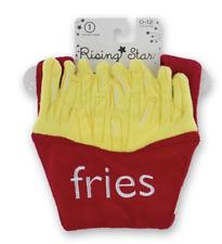 Baby Bib Boy or Girl - French Fries - NWT - Rising Star Fun Baby Gift