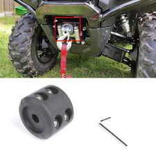 Winch Stopper Stop Rubber Heavy Duty Cable Line Waterproof Rope Hook Atv Utv