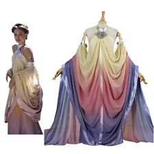 Star Wars Padme Naberrie Amidala Dress Cosplay Women Costume Full Set