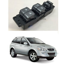 OEM Genuine Front Power Window Main Switch 14PIN For Ssangyong Kyron 05-07