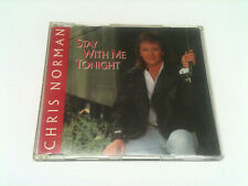 Chris Norman - STAY WITH ME TONIGHT - CD Single © 1991 #885 151-2