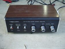 Realistic SA-10 Mini Stereo Amplifier 5 WPC w Phono and Tuner/Tape Inputs