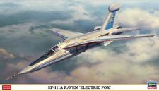 Hasegawa 1:72 Ef111A Raven Electric Fox Usaf Aircraft Model Kit Ltdedition 2300