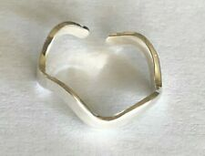 Sterling Silver .925 Toe Ring Wave~ Larger Ripple Wave $7.29 ea.