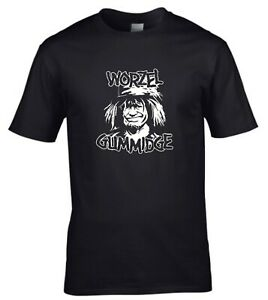 Worzel Gummidge 70s 80s Kids TV Show T-shirt