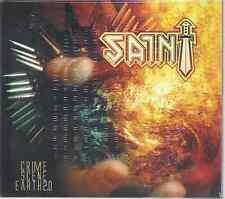 Saint-Crime Scene Earth 2.0 CD Christian Metal Judas Priest (Brand New-Sealed)
