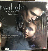 Twilight The Movie Board Game Brand New & Sealed