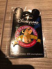 Disney DLP Paris Pin Trading Night LE 400 Logo Pin Hercules