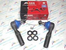 Ram 1500 2500 3500 Rack & Pinion Steering 2 New Outer Tie Rod Ends ES3538
