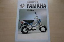 171127) Yamaha LB 50 Chappy Prospekt 05/1977