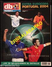 DON BALON EXTRA FUTBOL EUROCOPA PORTUGAL 2004