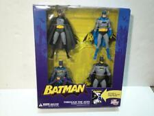 DC DIRECT Batman Through The Ages Gift Set Action Figures NEW MIB