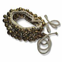 Ghungroo 50 - 50 Bells Pair, Ghungru 2 cm 50 Bells, 16 No. Ghungroo Big Bells