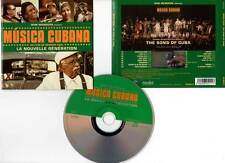 "MUSICA CUBANA ""The Sons Of Cuba"" (CD BOF/OST) Wenders 2005"