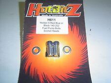 Chrome Holden 6 149-202 Fuel Pump Mounting Bolts Sent Registered Post