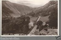 Sychnant Pass looking up - Conway  Conwy Old Unposted Real Photograph