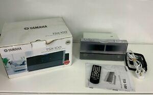 Yamaha TSX-100 Desktop Audio System Boxed