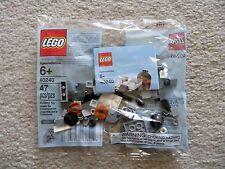 LEGO Monthly Mini Build Animal - Rare - 40240 Raccoon - Feb 2017 - New & Sealed