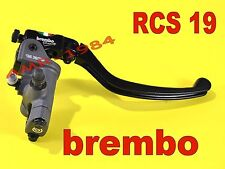 BRAKE PUMP BREMBO RADIAL RCS 19 X new original BREMBO RACING 110A26310