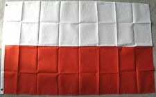 POLAND POLISH INTERNATIONAL COUNTRY POLYESTER FLAG 3 X 5 FEET