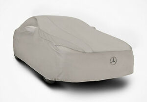 Mercedes-Benz OEM Car Cover 2017 to 2020 S-Class Convertible (217)