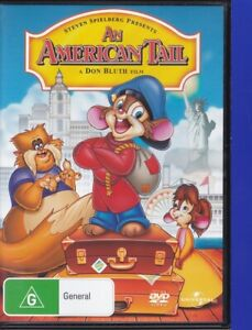 An American Tail (2AC, DVD, 2005, Region 2,4,5)