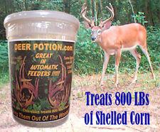 Deer Potion Bait - Concentrated Deer Bait Potion Lure Mixture - Quart
