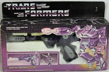 G1 Transformer Decepticon Operations Shockwave