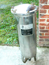 Harmsco Filter Hif 21 Stainless Steel Commercial Industrial 50 Psi