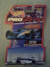 1998 Hot Wheels BRYAN HERTA #8 Shell / Rahal Indy Car 1/64 Limited Diecast