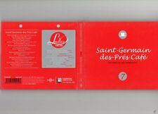 Saint Germain Des Pres Cafe 7 - 2CD - CHILL OUT LOUNGE DOWNTEMPO - TBFWM