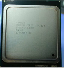 Intel Core i7-3820 3.6GHz LGA 2011 SR0LD 4-Core TDP 130W CPU Processor Tested