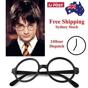 Harry Potter Glasses - Kid Friendly No Lens No Glass Safe - Frame for Dress Up