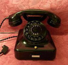 Telefon Bakelit Modell36 Fernsprecher Telephone  11.63 DB Prägung  TOP!