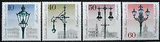 Germany Berlin stamps - Historic Street Lanterns_1979 - MNH.