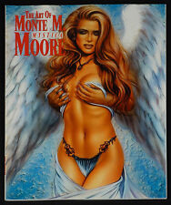 Monte M. Moore Mystica sci-fi gaming fantasy erotica Magic Gathering artist