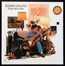 HARRY CHAPIN LIVING ROOM SUITE VINTAGE 1978 PROMO POSTER